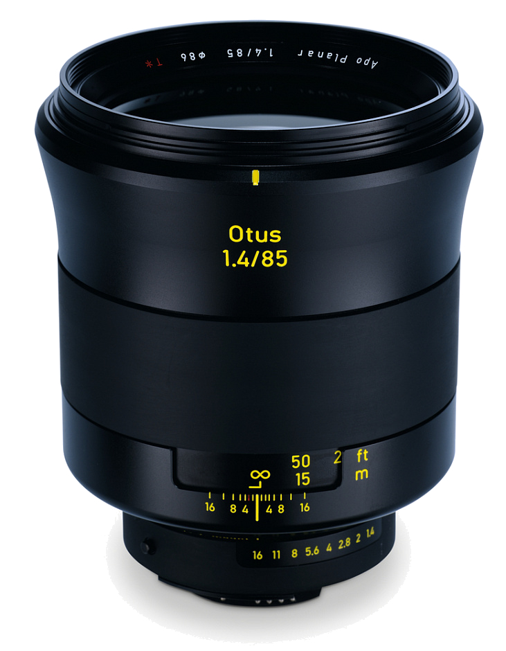Объектив Carl Zeiss Otus 1,4/85 ZF.2-mount  для фотокамер Nikon в магазине RentaPhoto.Store