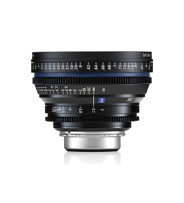 Кинообъектив Carl Zeiss CP.2 2.1/85 T* - metric PL, байонет PL в магазине RentaPhoto.Store