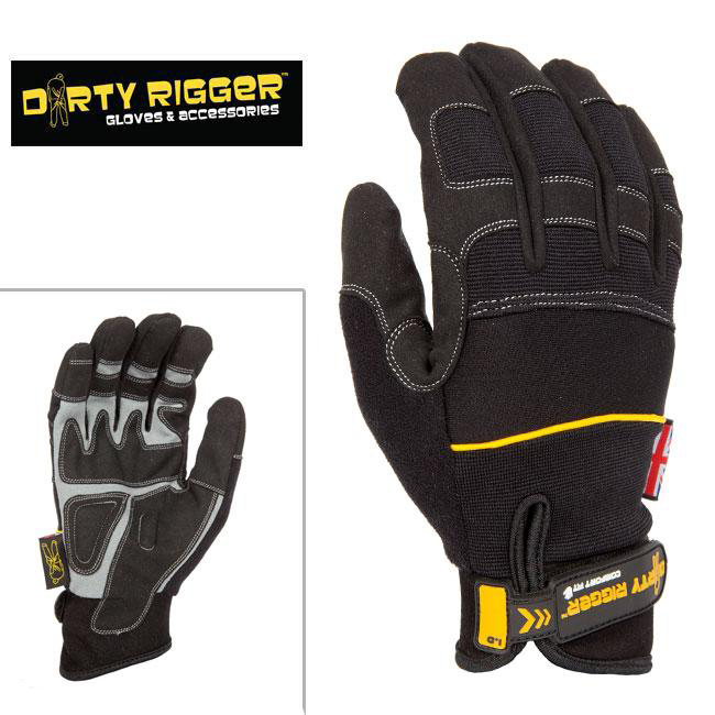 Перчатки Dirty Rigger, Comfort Fit (Full Handed) в магазине RentaPhoto.Store